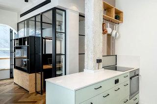 53平小户型装修厨房装潢图