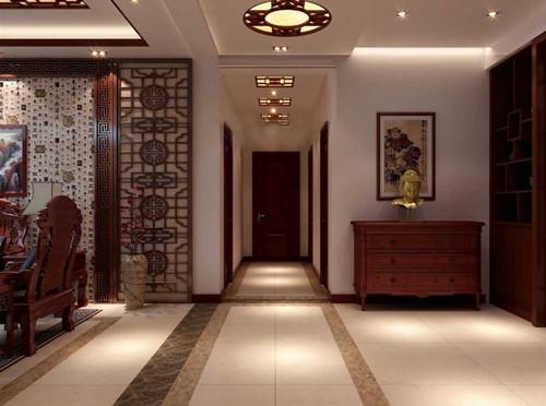 客厅过道装修效果图 用心亚博娱乐平台唯一官网授权增添家庭美感