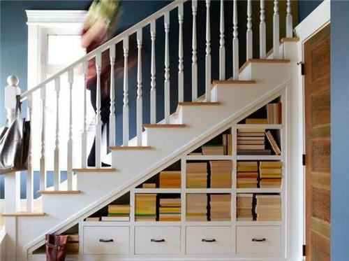 跃层楼梯装修效果图 跃层楼梯如何装修设计才完美