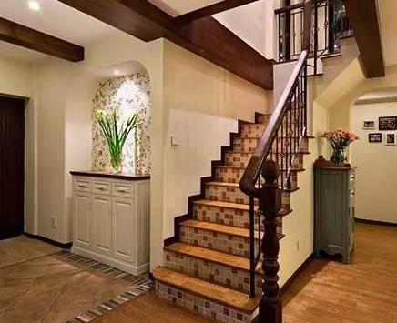楼梯装修效果图 有创意的楼梯设计案例