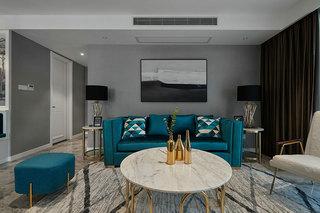 简约大气公寓装修沙发欣赏图片