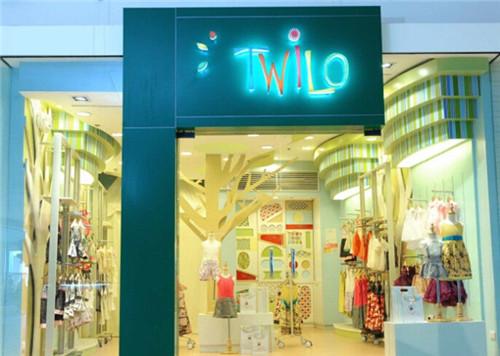 童装店装修效果图 好的设计才能顾客盈门