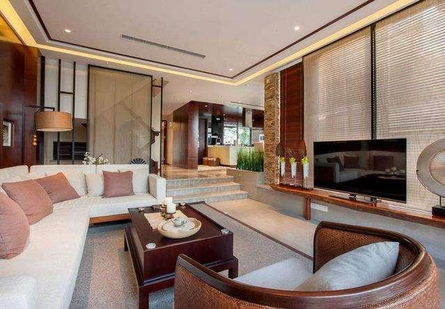 别墅室内设计需要多少钱 有钱也不能太任性
