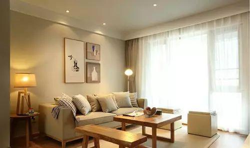 室内设计效果图 100平米三室两厅简装为居室加分不少