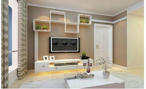 110平米三室一厅装修效果图 打造简约时尚的三居室空间