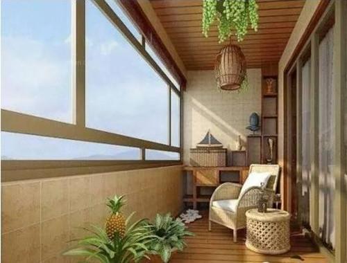 阳台护栏装修效果图 教你打造安全美观的护栏设计