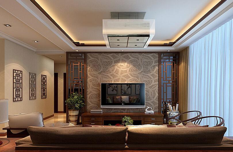 资讯 学堂 装修施工 施工流程 正文  电视背景墙是客厅装修的重点,好