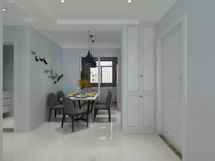 灰色地砖装修效果图_灰色客厅装修效果图