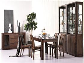 实木家具哪种木材好   实木家具材质全解