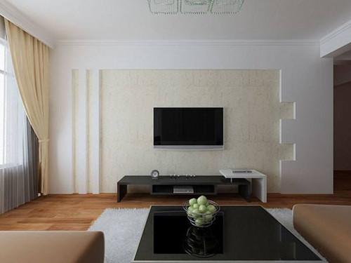 硅藻泥背景墙颜色搭配