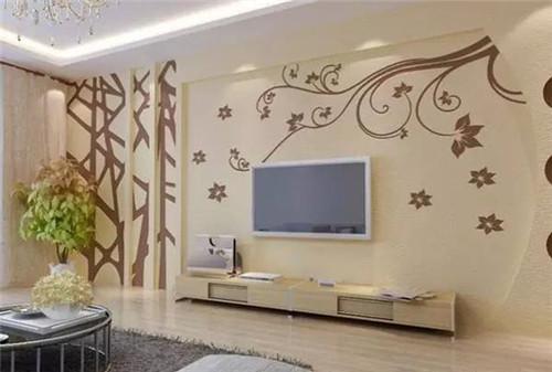 硅藻泥电视墙什么色彩好看 硅藻泥装饰墙面有哪些好处