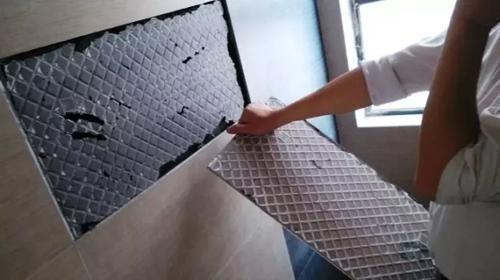 冬天瓷砖容易脱落怎么办?一般泥瓦工不会这么做,坑你没商量!