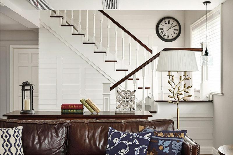 120方三室两厅设计图加楼梯