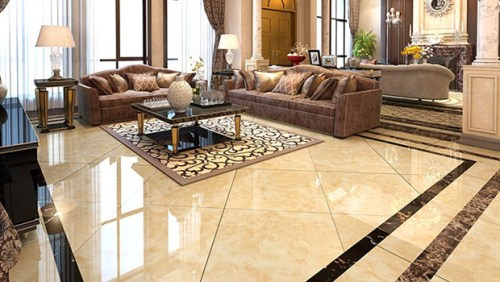 地板砖图片欣赏 地板砖颜色怎么搭配