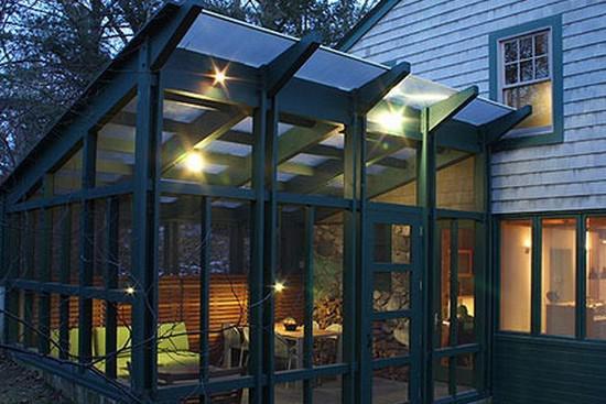 除了设计施工要关心,最关键的当然还有阳光房装修价格.