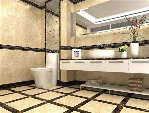 卫生间用亚光砖好吗 卫生间瓷砖怎么选图片