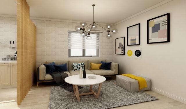 开放式公寓才是当今设计的主流呀
