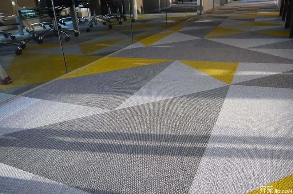 pvc编织地毯的特点&选购技巧