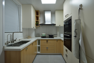 小厨房创意装修图片