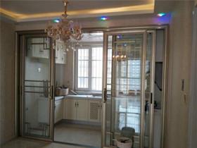 厨房推拉门尺寸标准 厨房推拉门的作用