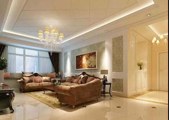 把家装修成这种古典风格也是一种好选择啊!