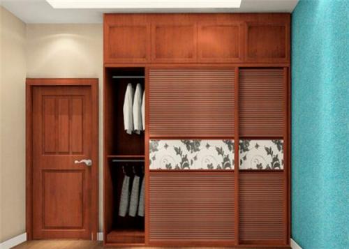 实木衣柜门图片大全 实木衣柜哪些风格好看