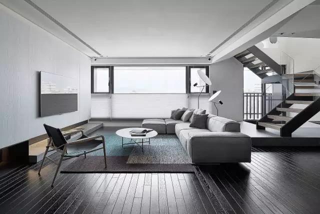 这么干净的设计,新房像初恋一样