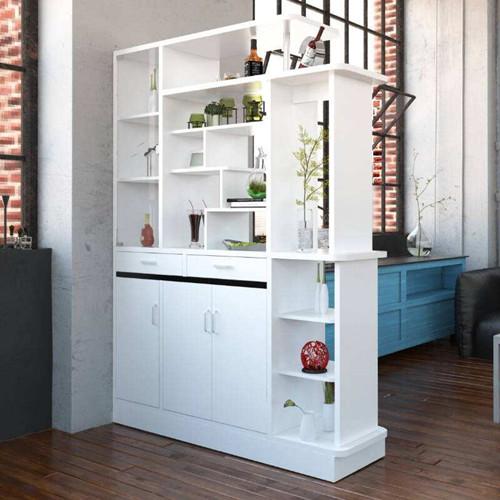 客厅隔断柜怎么设计 客厅隔断柜款式