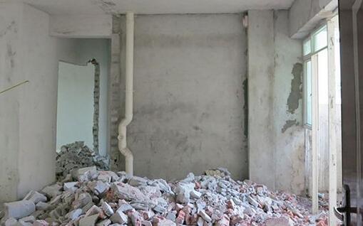 旧房改造装修注意事项 旧房改造细节分析_施工流程
