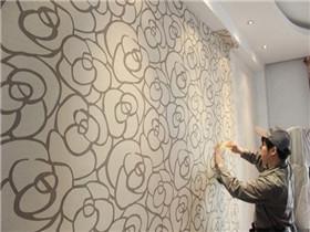 让您快速学会墙纸的贴法 墙纸施工小贴士