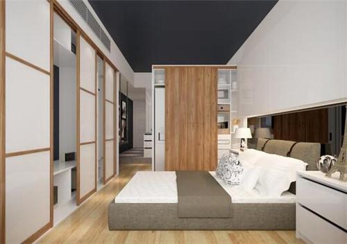 单身公寓装修设计图一