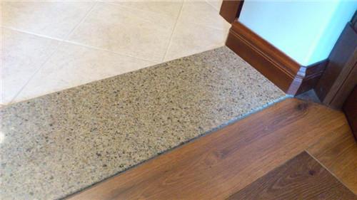 地板和地砖衔接效果图 让地面更加生动富有美感