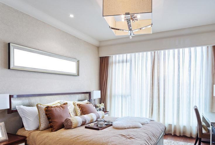 【齐家典尚大连站】卧室窗帘用什么颜色好 卧室窗帘该如何选择