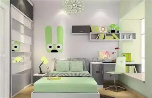 儿童房设计装修效果图欣赏 2018最流行什么样的儿童房