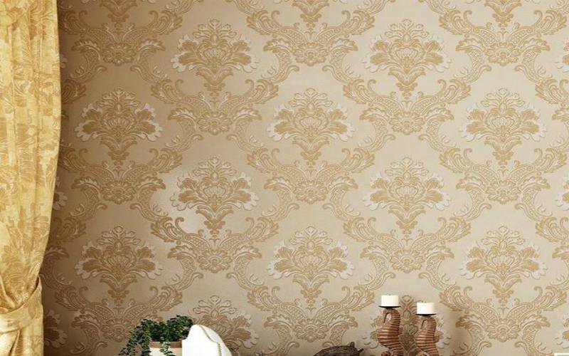 你家的墙纸是这样子贴的吗?