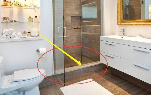 不要装普通卫生间了,现在流行下沉式卫生间图片