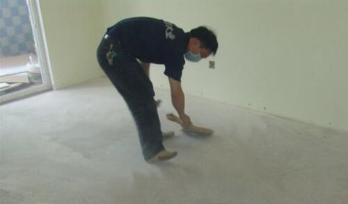 兰州复合木地板安装