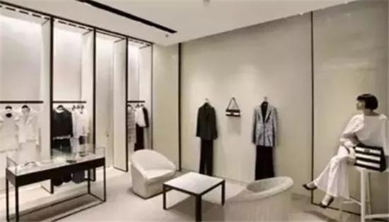 服装店装修图欣赏 好的服装店装修效果图就是最好的广告