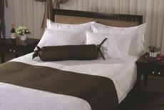 解读床尾巾:浪漫与美的生活品质