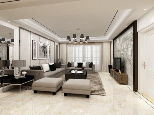 客厅最流行地砖颜色是什么 打造更温暖的家