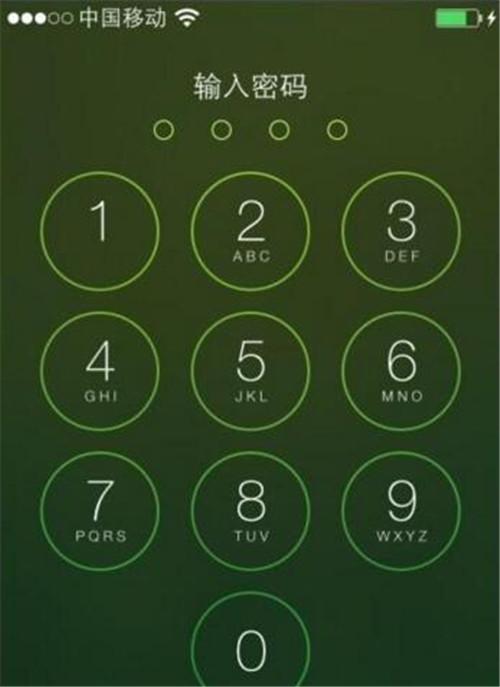 苹果6屏幕锁解锁教程_苹果解锁屏幕锁_苹果6屏幕锁解锁教程