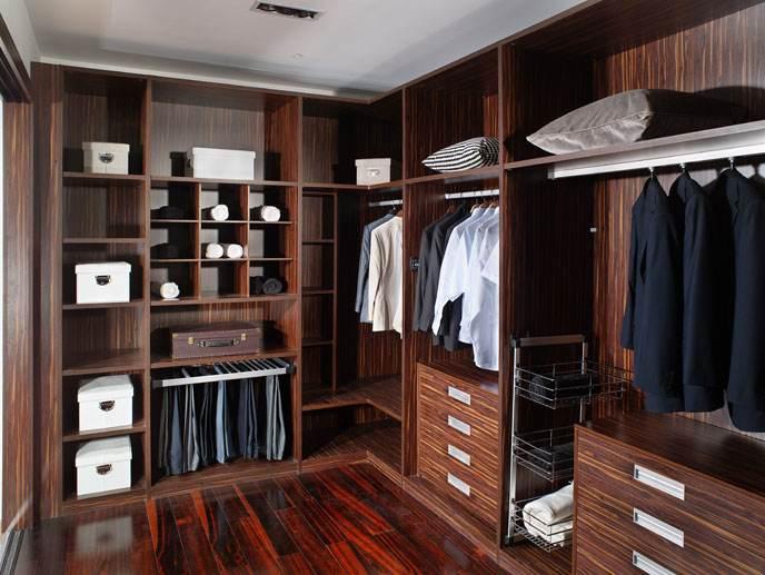 定制衣柜多少钱一米 定做衣柜价格有哪些因素图片