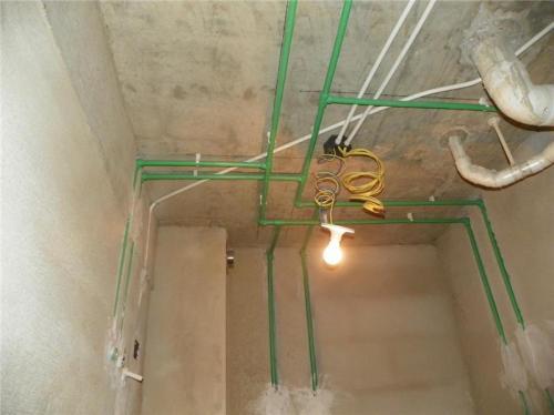 施工流程 正文  水电路改造是装修半包环节中至关重要的部分,所用材料
