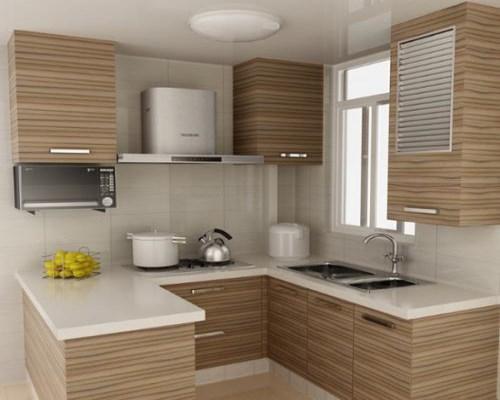 小户型厨房如何装修 这样打造小户型厨房美不胜收