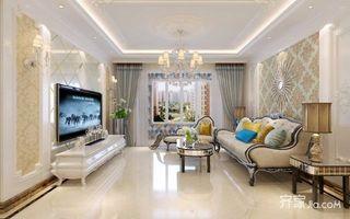 118平欧式风设计 米黄之家