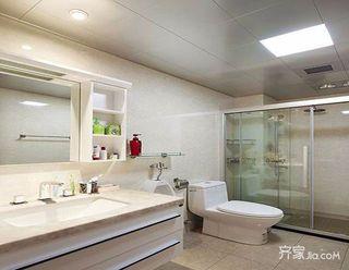 160平中式装修卫生间设计图