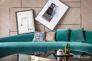 三居室欧式风格家沙发图片