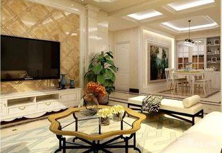 二居室欧式风格装修效果图