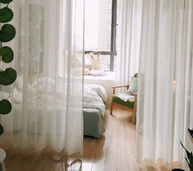 18平单间出租房,800的月租却拥有1800的格调图片
