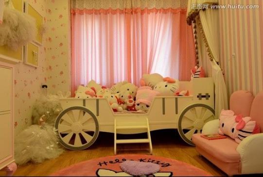 给宝宝设计的玩具房,可以媲美幼儿园一角了
